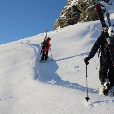 Ski Touring / Winter Hiking
