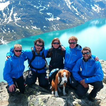Guided Mountain Hikes