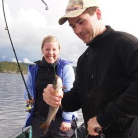 Fiske og Båtutleie