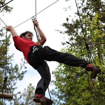 <strong><h4>High Ropes Course</strong></h4>